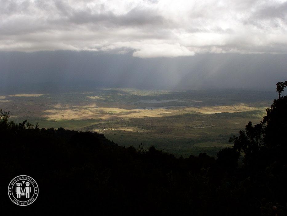 Ausblick vom Mount Meru