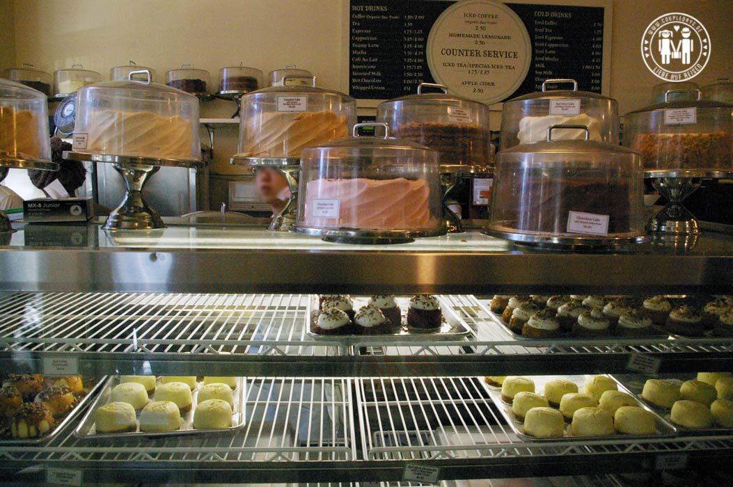 Die größte Verführung in New York: Cupcakes und Pies.