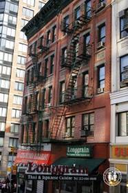 Typische Bauten.