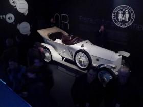 """Oldtimer auf der Ausstellung """"Porsche - Design, Mythos, Innovation"""" in Linz"""