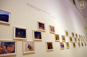 Bildergalerie der Ausstellung im Leopold Museum.