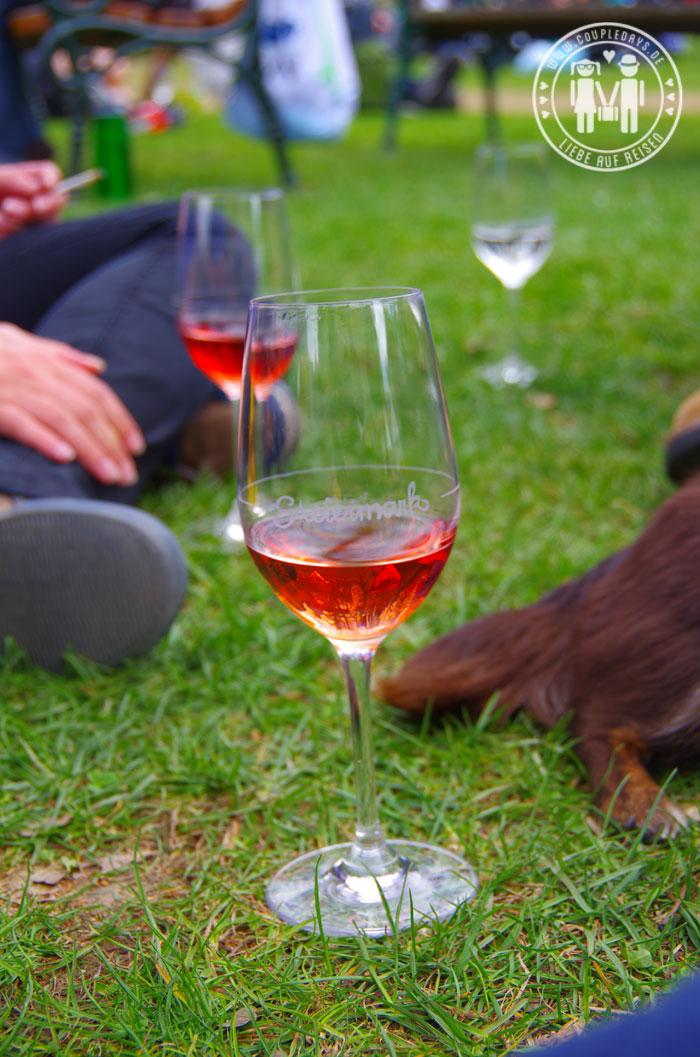 Guter Wein beim Lieblingsfest der Wiener.