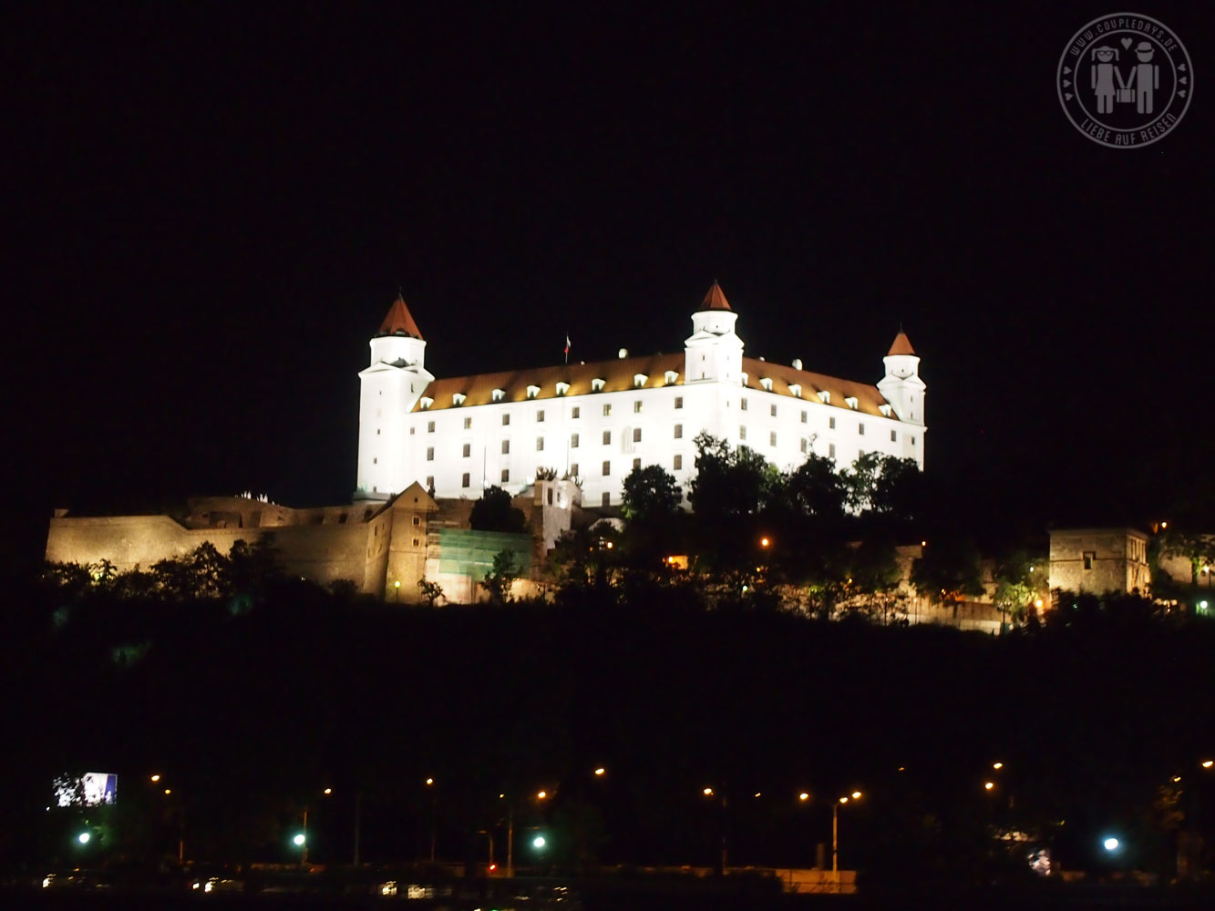 Bratislava Nacht