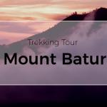 Frühstück auf dem Mount Batur